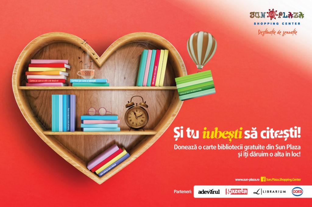 si tu iubesti sa citesti