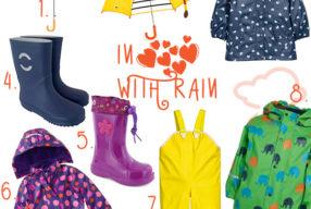 Zile cu ploaie fără griji