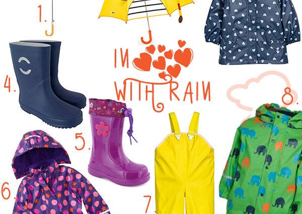 haine pentru ploaie