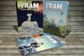 Susține și tu reapariția lui Fram, ursul polar!