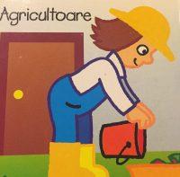 agricultoare cartea ferma