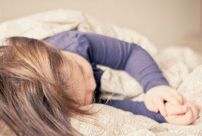 Am să dorm în pat cu copilul cât va fi nevoie