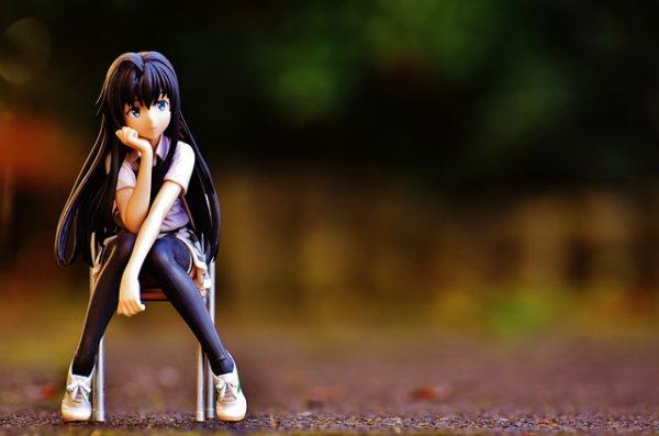fata trista dor