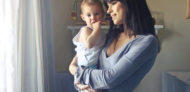 Când ești mamă, mai mult decât orice altceva