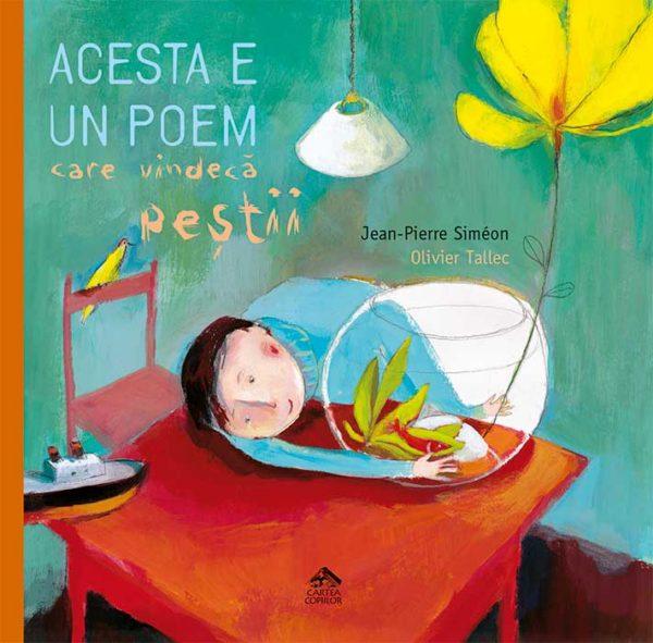 poem vindeca pestii cartea copiilor