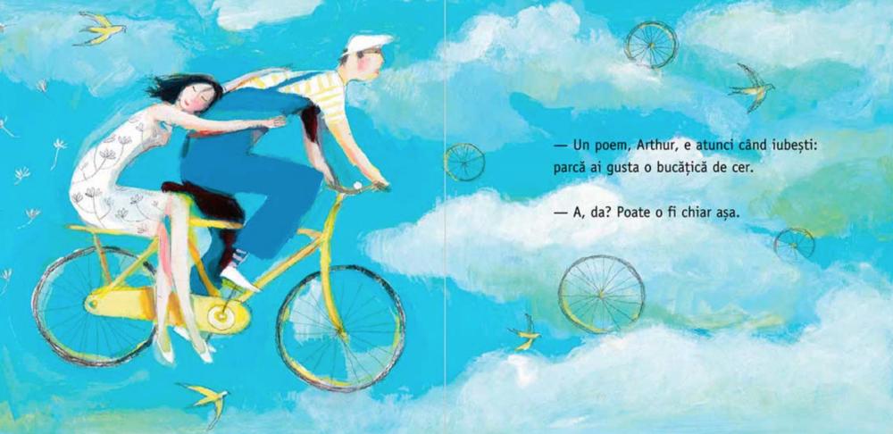 acesta este un poem care vindeca pestii cartea copiilor