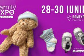 Idee pentru weekend: Family Expo, un festival dedicat părinților și copiilor.