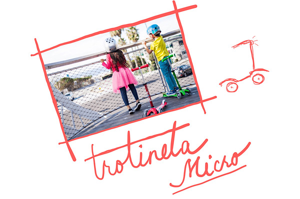 Trotinete Micro