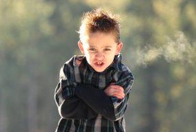 Copiii mici și nervii lor mari